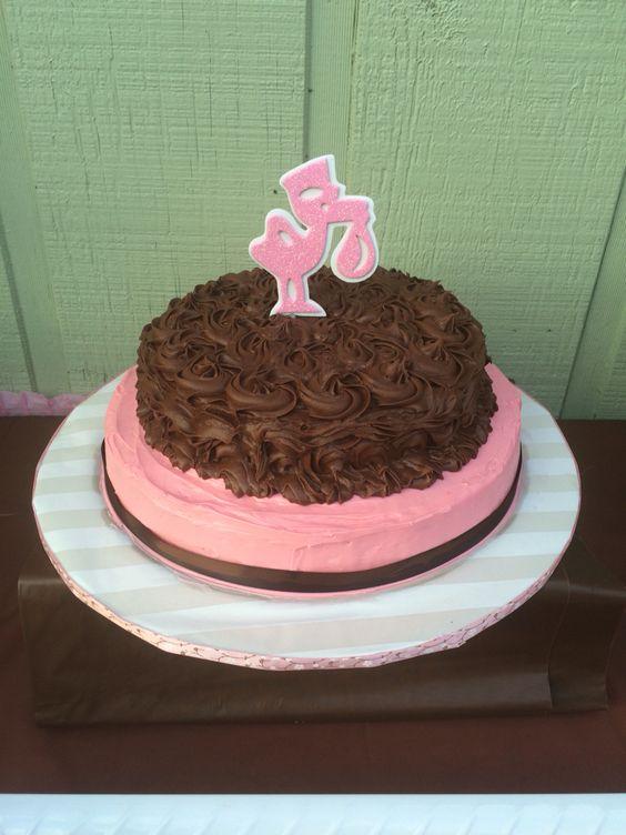 Cake baby Shower fresa,vainilla.