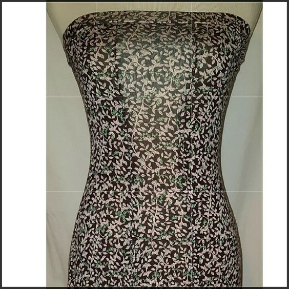 Diane Von Furstenburg Dress Couldn't fit entire dress in picture. Diane von Furstenberg Dresses Strapless
