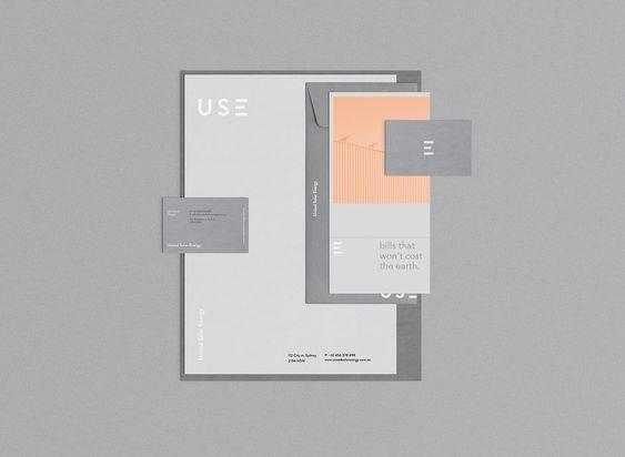 USE Identity ○ Studio: Madelyn Bilsborough ○ Location: Australia ○ Client…