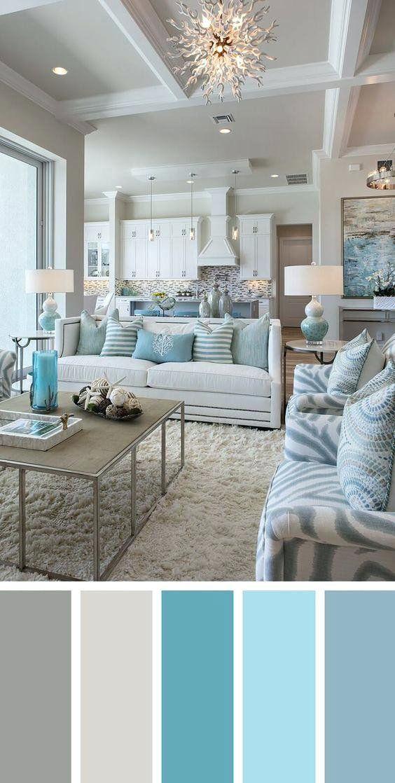 Blue Gray Living Room Color Scheme Gray Color Living Room Blue Scheme Perfect Colour For Living Room Color Schemes Family Room Colors Living Room Color