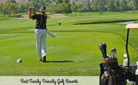 Sometimes it is hard to find a travel destination that offers family oriented golfing. Check out these travel destinations that do! #familytravel #travel #golf