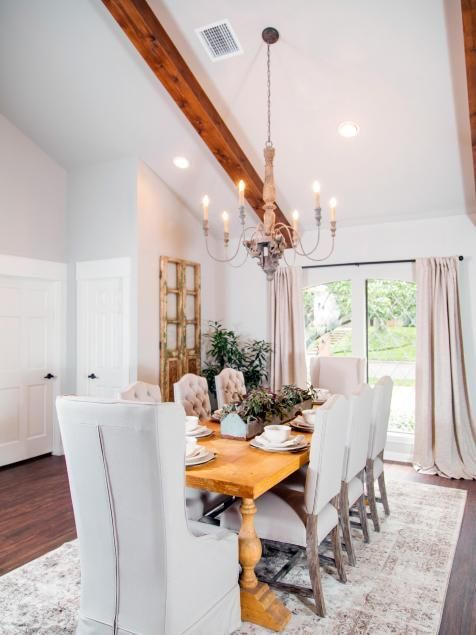 Fixer Upper: A Ranch Home Update in Woodway, Texas | HGTV's Fixer Upper With Chip and Joanna Gaines | HGTV