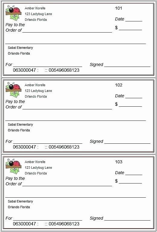 30 Blank Check Template Word Document Template Library Document Templates Templates Personal Checks