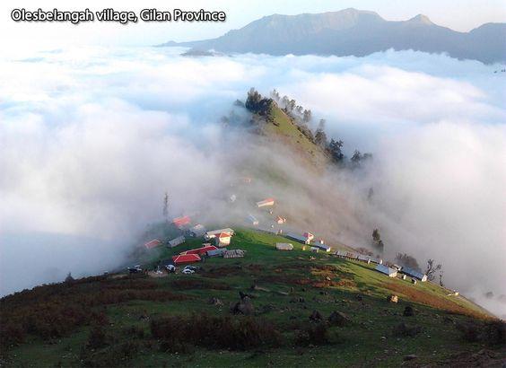 Paradisal Olesbelangah village