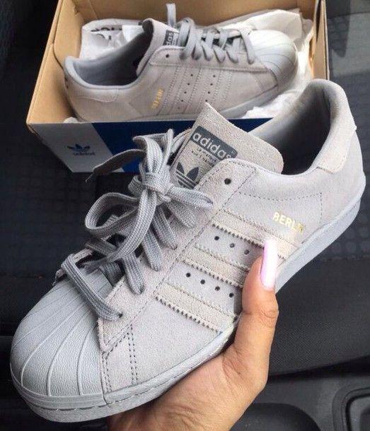 Adidas Superstar Suede Femme