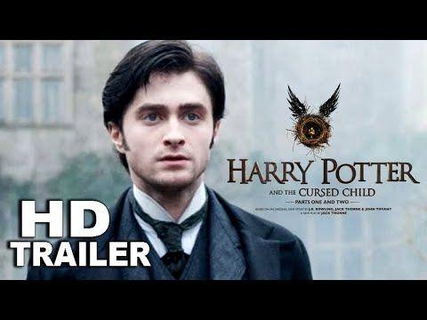 Harry Potter And The Cursed Child 2018 Trailer 1 Daniel Radcliffe J K Rowling Movie Concept Yo Daniel Radcliffe Daniel Radcliffe Movies Cursed Child
