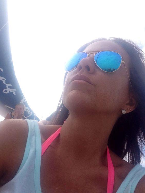 eu :) Cancún 2014