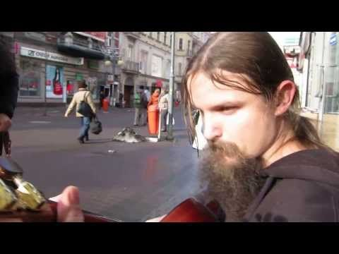 NO ONE Can Believe That This Guy Is A Street Musician. I'm Blown Away! His name is Mariusz Goli.