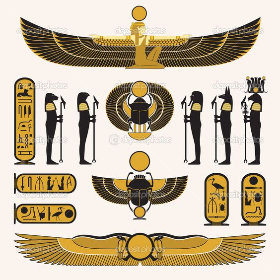 egyptian symbols of royalty - photo #2