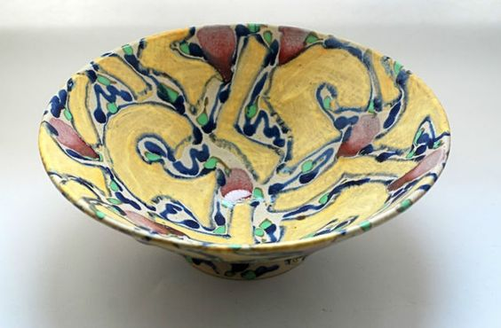 CLIVE DAVIES Stoneware bowl