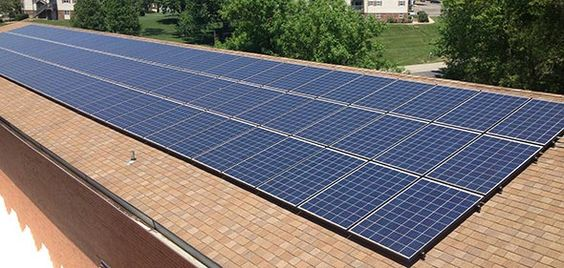 25kW Solar PV System - Designed and Installed by Good Energy Solutions http://www.goodenergysolutions.com/commercialcase.html