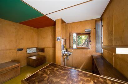 Fondation Le Corbusier - Buildings - Cabanon de Le Corbusier