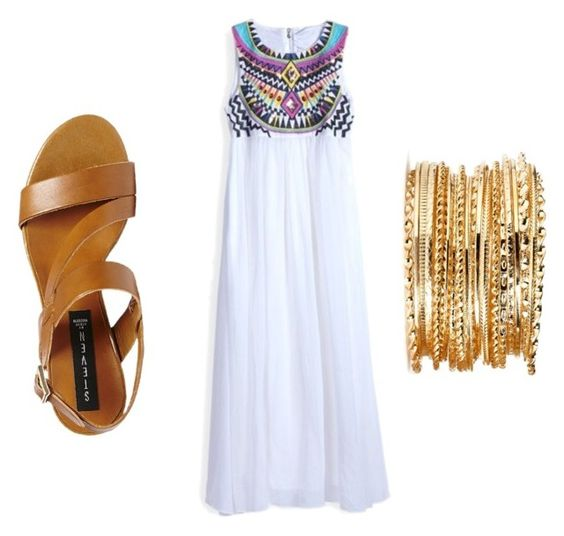"""Untitled #233"" by ruth-estrada on Polyvore featuring Steve Madden"