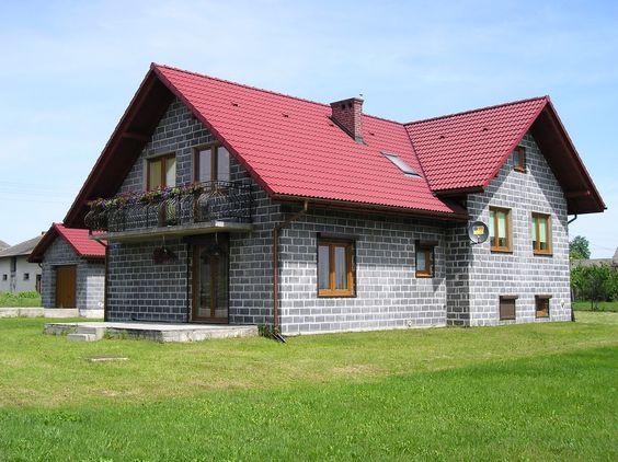 Cinder Block Construction Shop Barn Home Ideas