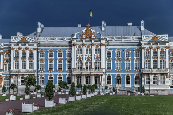 Palatul  Ecaterinei, Rusia