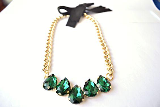 Emerald love (100 LEI la Rebecca.Bijuterii.breslo.ro)