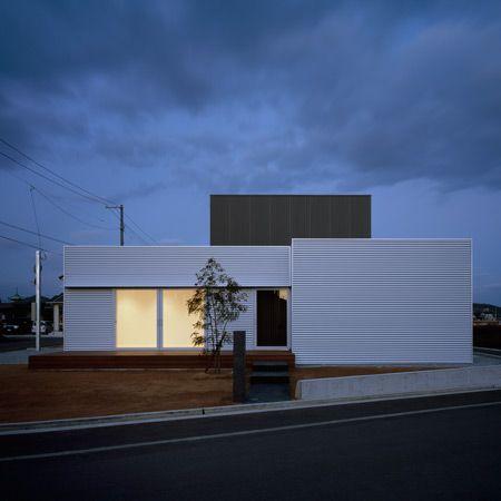 J House by Isolation Unit and Yosuke Ichii
