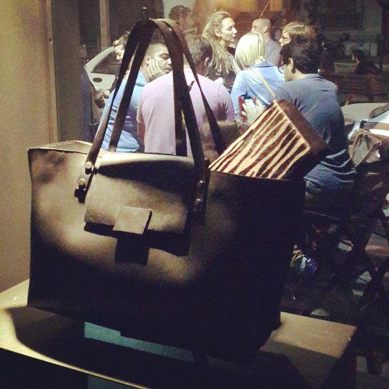 #israel #telaviv #fashion #luxury #bag #bags #accessories #daniellalehavi #wintercollection #2013 #designer #israeliopera #party #whitecityboy