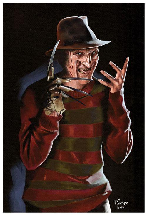 Freddy Krueger With Images Freddy Krueger Freddy Krueger Art