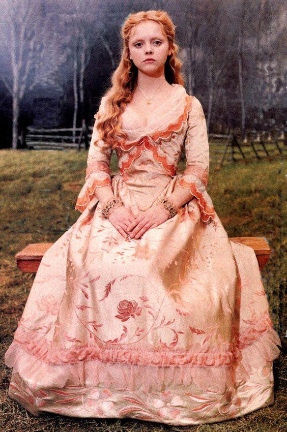 Christina in Sleepy Hollow.
