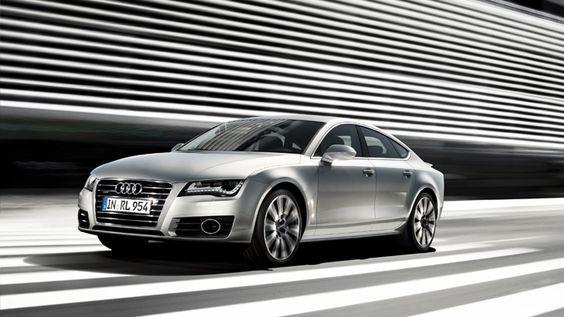 Quelques jours en A7 Sportback, merci Audi France.