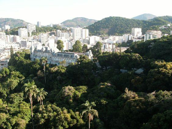 Palácio Laranjeiras, Laranjeiras - Rio de Janeiro