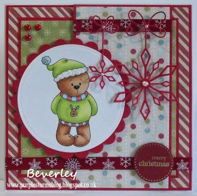 Bev's Little Craft Room: Creative Craft Challenge - Anything Goes