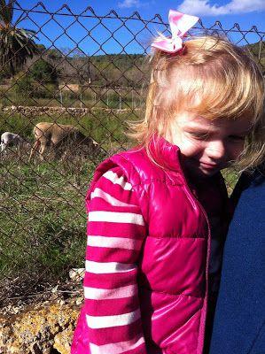 Blanca y las ovejitas