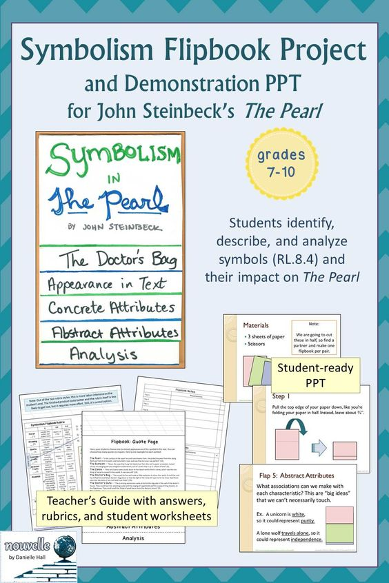 Essay questions for the pearl by john steinbeck