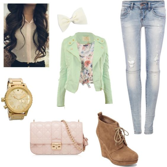 Casual Chic | set by alexie-newman | polyvore.com