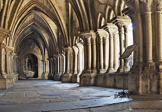 cloister