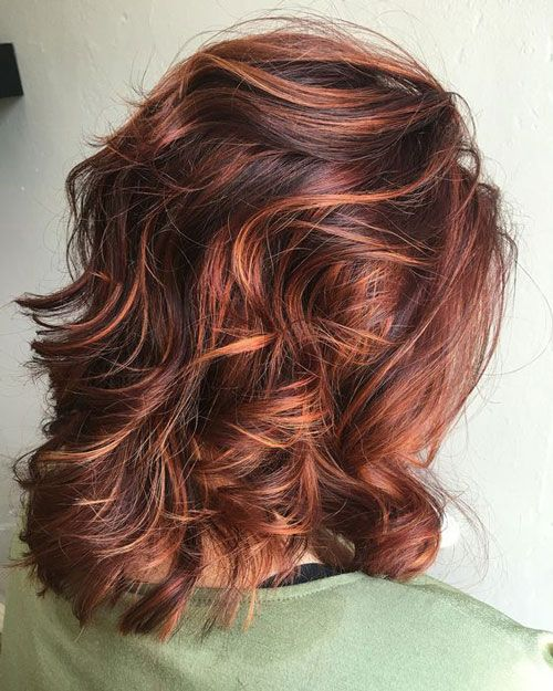 45 Best Auburn Hair Color Ideas Dark Light Medium Red Brown Shades In 2020 Dark Auburn Hair Hair Color Auburn Copper Brown Hair