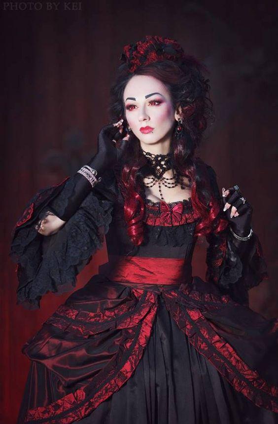 Gothic dress gothic wedding dress gothic clothing gothic   Etsy