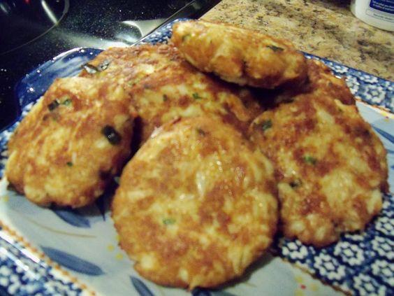 Paula Deen Crab Cake Casserole