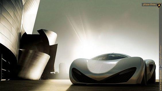 Lamborghini Minotauro Concept 2