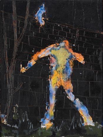 Daniel Richter, Untitled