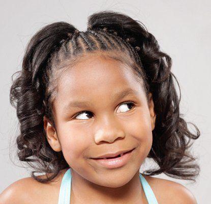Pleasant African American Children39S Hairstyles And Tips Black Girls Short Hairstyles Gunalazisus