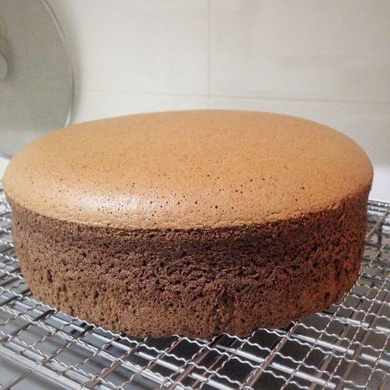 Chocolate Sponge Cake Kuchen Rezepte Kuchen Und Dessert