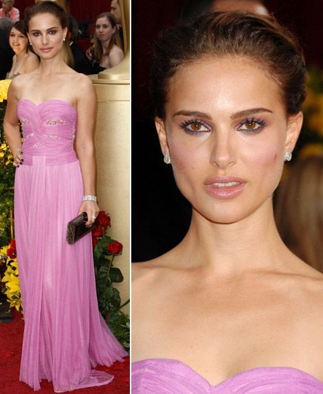 Natalie Portman in Rodarte at Oscars
