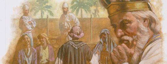 """De támasztok majd magamnak hűséges papot, aki szívem és lelkem szerint cselekszik."""" (1Sámuel 2:35)"""