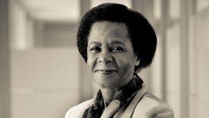 Eiserne Lady: Mamphela Ramphele kritisiert die südafrikanische Regierung.