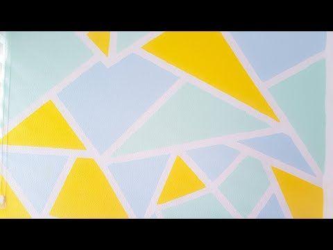 Siradisi Cocuk Odasi Icin Renkli Dunya Haritasi Temali Renkli Duvar Boyama Ile Duvar Dekorasyonu Fikri Mo Yatak Odasi Tasarimlari Tasarim Ic Mekanlar Ev Dekoru