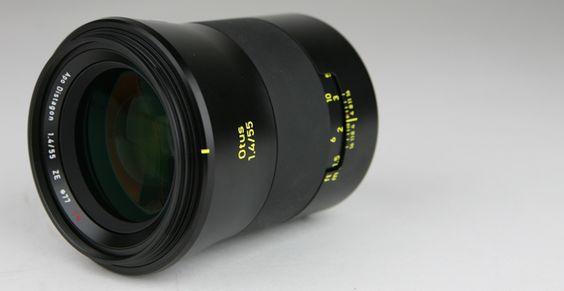 Zeiss Otus 55 mm f/1,4 : premières images : impressionnant !