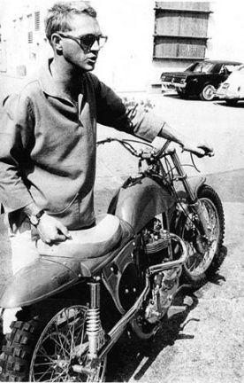 Entrevista a Steve McQueen en 1964 2/2