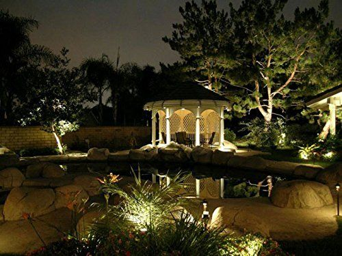 Landscape Lighting Effects 8 Dramatic Outdoor Lighting Ideas You Must Try In Your Garden Gardening From House To Home Landscape Lighting Design Outdoor Lighting Diy Outdoor Lighting