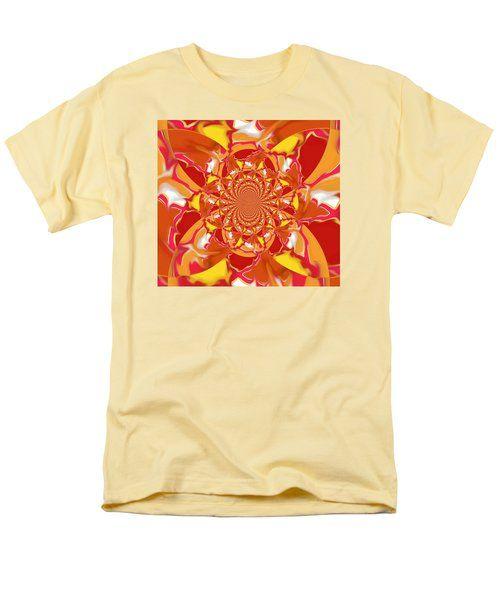 Squazzle-topright-kaleidoscope T-Shirt by Julia Woodman
