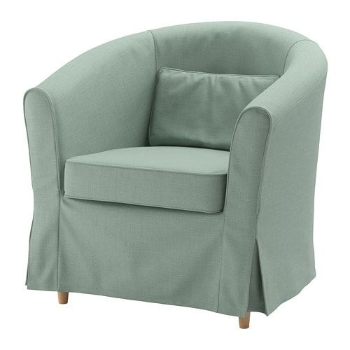 Tullsta Armchair Lofallet Beige Ikea Chair Cover Arm Chair Covers Reupholster Chair