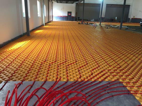 Radiant Floor Heat Radiant Floor Heating Hydronic Floor Heat