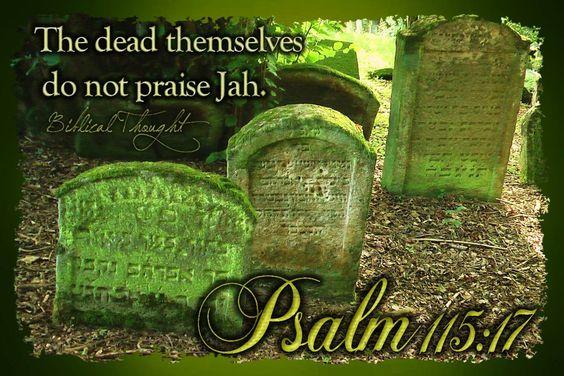 Psalms 115:17