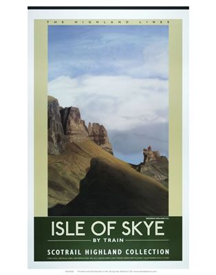 Isle of Skye by train  Scotrail Highland Collection16